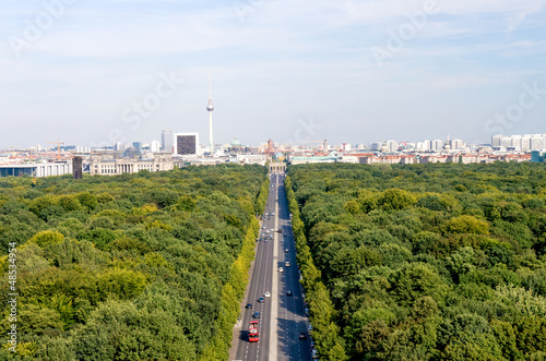 berlin panoramablick