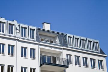 Dachwohnung - Haus in Frankfurt