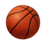 Fototapety Basketball Isolated