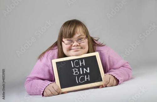 Menschen mit Behinderung - 48539181