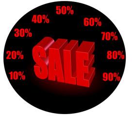 sale sales 10 20 30 40 50 60 70 80 90