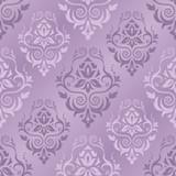 Fototapety Vector illustration of damask pattern