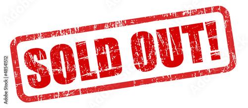 Sold Verkauft Stempel  #130115-svg04