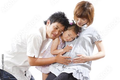 新しい家族 妊娠