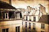 Toits de Paris, vintage
