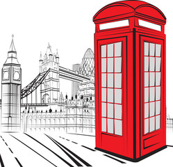 Sketch London City