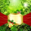 Christmas background illustration