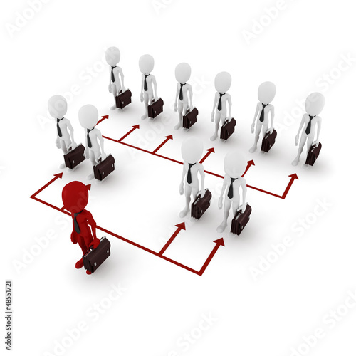 3d man business network