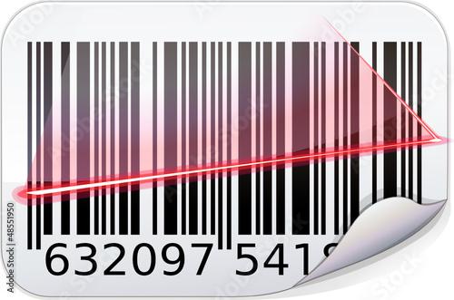 code-barres et scan