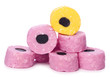 Standing out liquorice allsorts