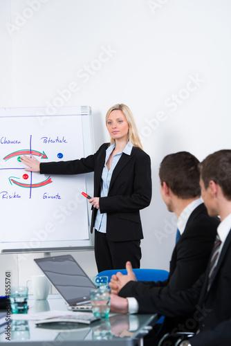 coach motiviert die mitarbeiter