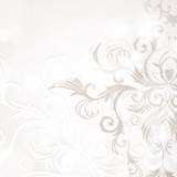 Abstract floral background - 48556559