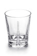 Empty Wodka Glass