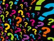 question - points d'interrogation
