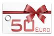 Gutschein Geschenkkarte 50 Euro