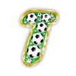 T -FOOTBALL  LETTER
