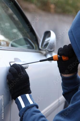 自動車泥棒
