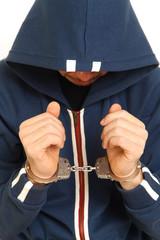 逮捕された容疑者