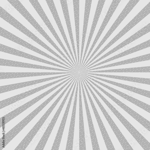 Abstract Background. Starburst, halftone. Vector eps10