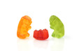 Gummy bear story 4 - getting a child
