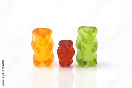 Gummy bear story 5 - founding a family