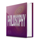Philosophy text book. poster