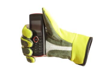 Handy Handschuh