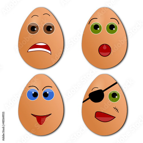 Eggs Emotions