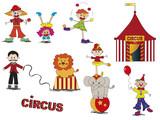 circus set poster