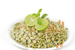 Sprouted Seeds Salad