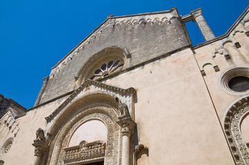 Basilica of St. Caterina. Galatina. Puglia. Italy.