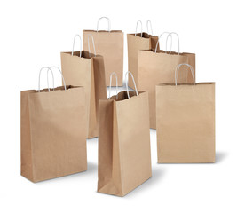 Shopping bags of the week