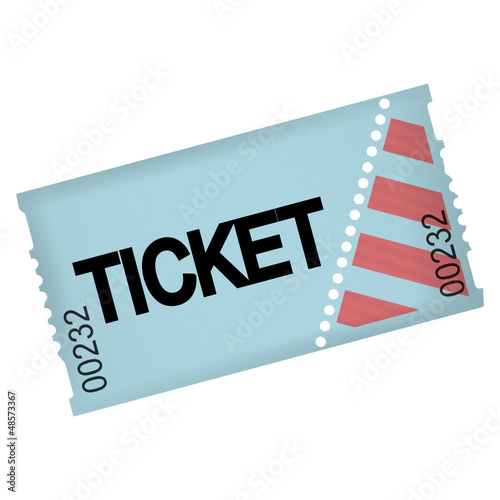 eintrittskarte v3 ticket I