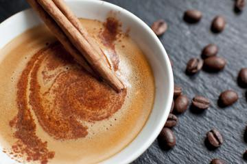 Tasse de Café et  Chocolat