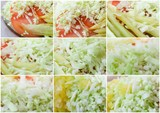 Vegetables in salad
