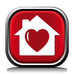 HOME HEART ICON