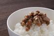 納豆 ご飯
