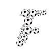 FOOTBALL, SOCCER ABC - F