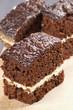 Prague home cake