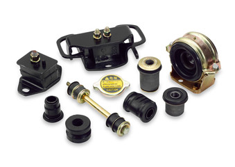 Rubber auto parts and necessary auto gears