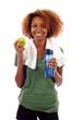 Healthy Black Woman
