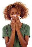 Flu, Sneezing