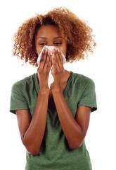 Sick Black Woman