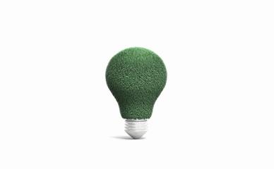 BOMBILLA ECOLÓGICA - Lightbulb - Foco - Cesped
