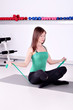 girl fitness exercise healthy lifestyle