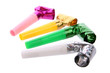 Party whistles