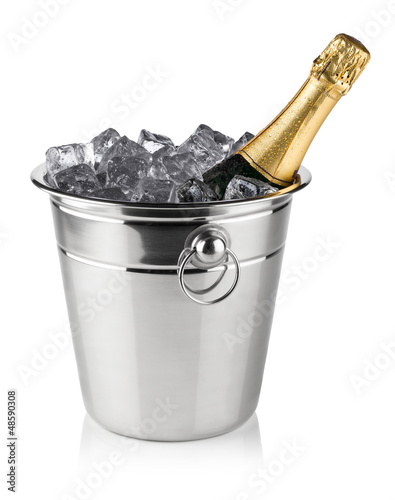 champagne cooler - 48590308