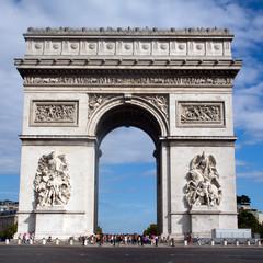 Champs-Élysées-Arco di trionfo