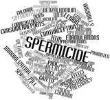 Word cloud for Spermicide