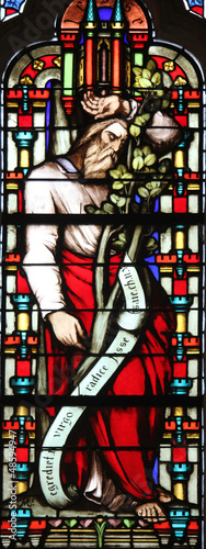 King Jesse , Saint Germain-l'Auxerrois church, Paris